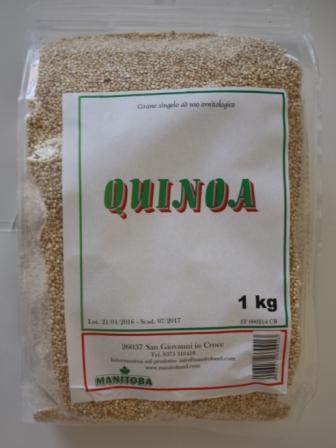 M 3309/S -  Quinoa 1 kg
