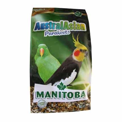 M 26036/1 - AustralAsian Parakeets 1 kg