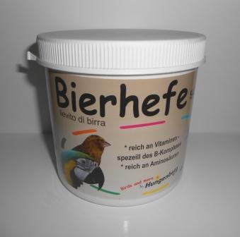 H 015371 - Bierhefe 500 g