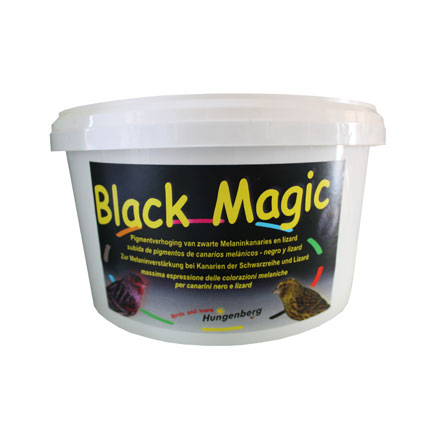 H 015292 - Black Magic 2,5 kg
