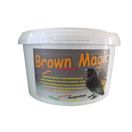H 015297  - Brown Magic 2,5 kg