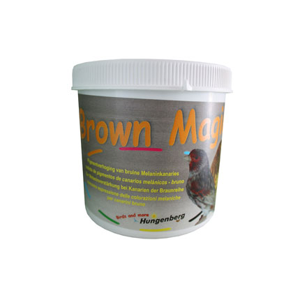 H 015296 - Brown Magic 500 g