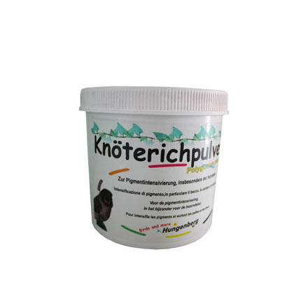H 015281 - KnoterichPulver 400 g
