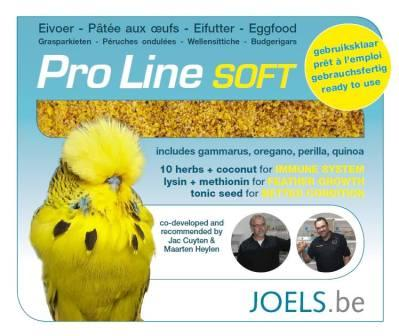 J 00006 - Proline Soft Periquitos 5 kg
