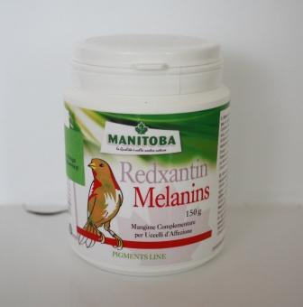 C 2628 - Redxantin Melanins 150 g